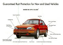 Auto Rust Proofing